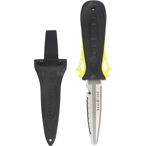 wenoka squeez knife yellow